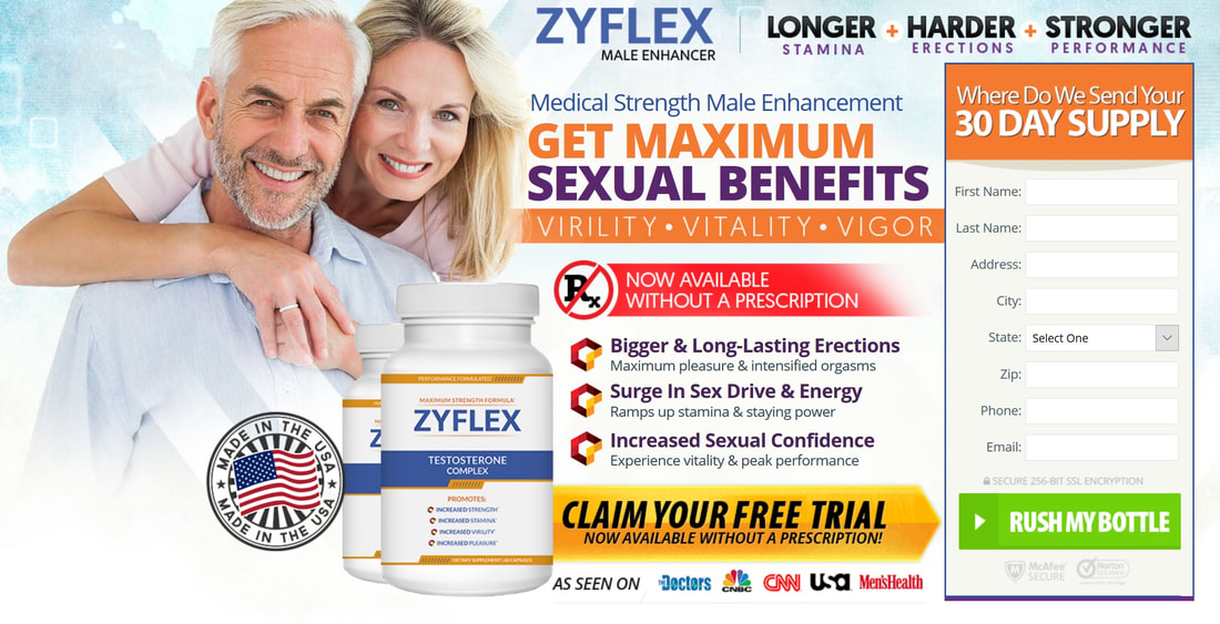 Zyflex Testosterone Complex Review & Male Enhancement- Price & Where to Buy? - great health review
